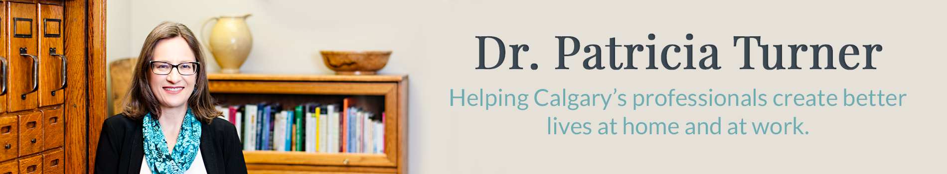 Dr. Patricia Turner header image